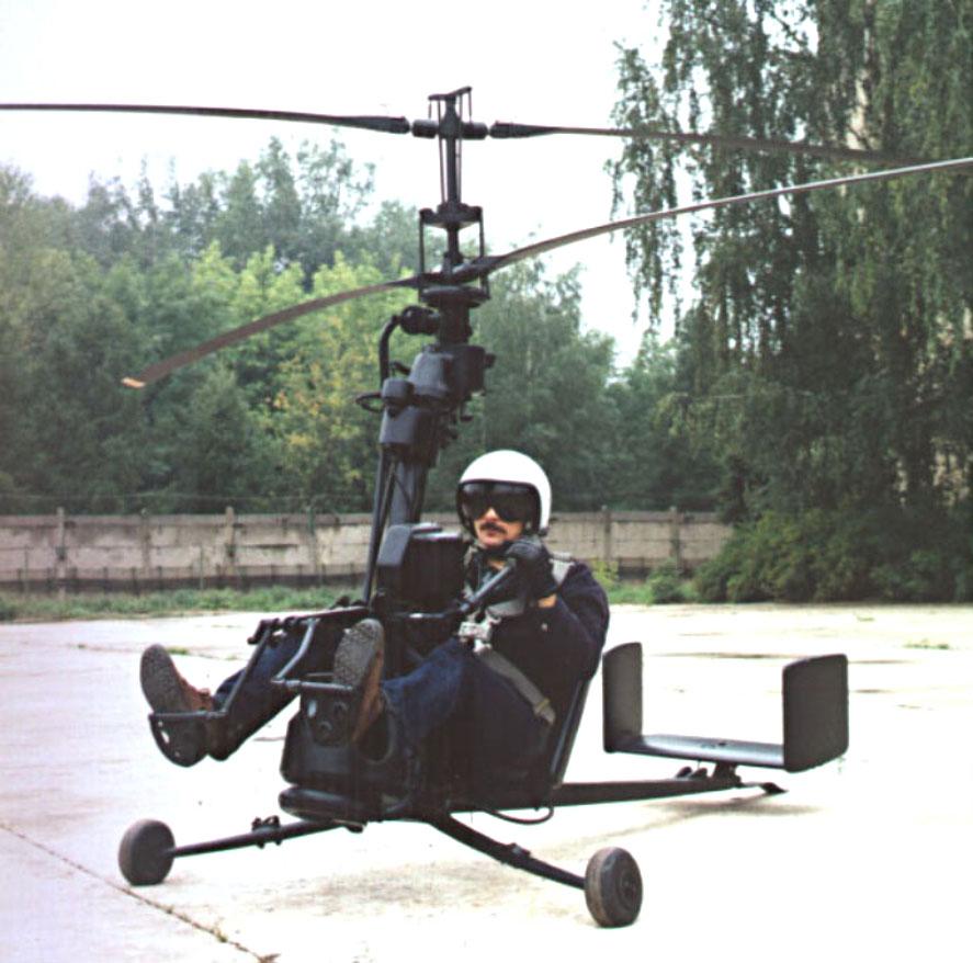 Albún Helicopteros Ka56